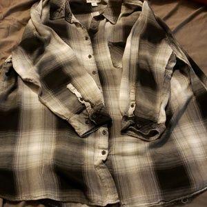 Ava&Viv long sleeve blouse